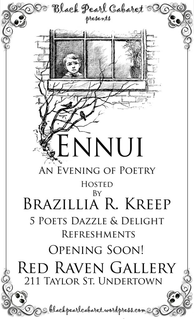 Ennui poster Web